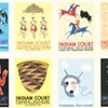 Posters for Indian Court