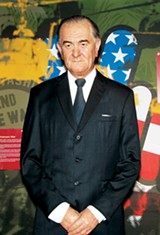 MIRA AGRON | DREAMSTIME.COM - President Lyndon Johnson