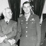 President Truman and Vernon McGarity