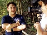 producer Nick Case - JUSTIN FOX BURKS