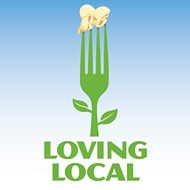 Project Green Fork's Loving Local Fund-raiser Saturday