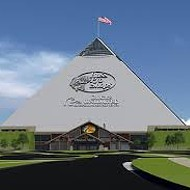 Pyramid: Now With More Alligator Pit