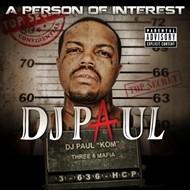 Q & A with DJ Paul of Three 6 Mafia