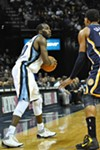 Quincy Pondexter made a promising return last night in Detroit.