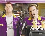 Randal (Jeff Anderson) and Dante (Brian O'Halloran)