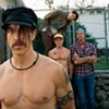 Red Hot Chili Peppers Reschedule Memphis Date