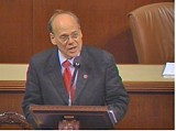 Rep. Cohen speaking for his apology resolution