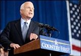 IMAGE: JOHNMCCAIN.COM - Republican candidate McCain will debate Obama on Friday in Oxford, after all.