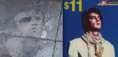 Return to Cinder: Ashy Elvis and Our Elvis of the $11 Phone Card