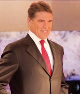DMCDESIGN | DREAMSTIME.COM - Rick Perry