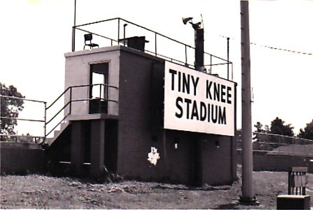 Ripley S Tiny Knee Stadium Updated Ask Vance Blog