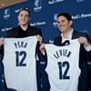 New Day Rising: Robert Pera and Jason Levien take control on a surreal day at FedExForum.