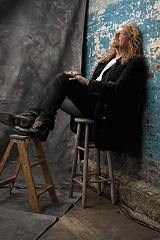 GREGG DELMAN - Robert Plant