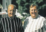 Ron (left) and Rick Schilling