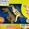 Santa's Naughty Toys: Humpy the Dinosaur Skeleton