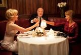 Scarlett Johansson, Anthony Hopkins, and - Helen Mirren