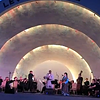 Scenes from Michael Ching's last gig with Opera Memphis: A beautiful night in Overton Park
