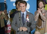 Sean Penn as Harvey Milk in Milk