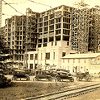 Sears Crosstown Under Construction in 1920s