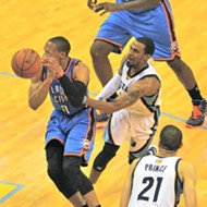 Next Day Notes, Game 3: The Real Tony Allen Game