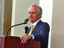 Senator Corker at MAAR