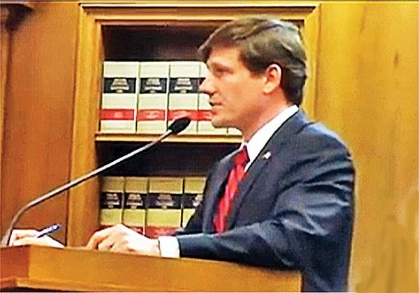 Senator Kelsey taking on Medicaid expansion
