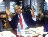 Shelby County mayor A C Wharton - JACKSON BAKER