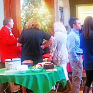 Shelby GOP Celebrates Christmas — and its Good Political Fortune