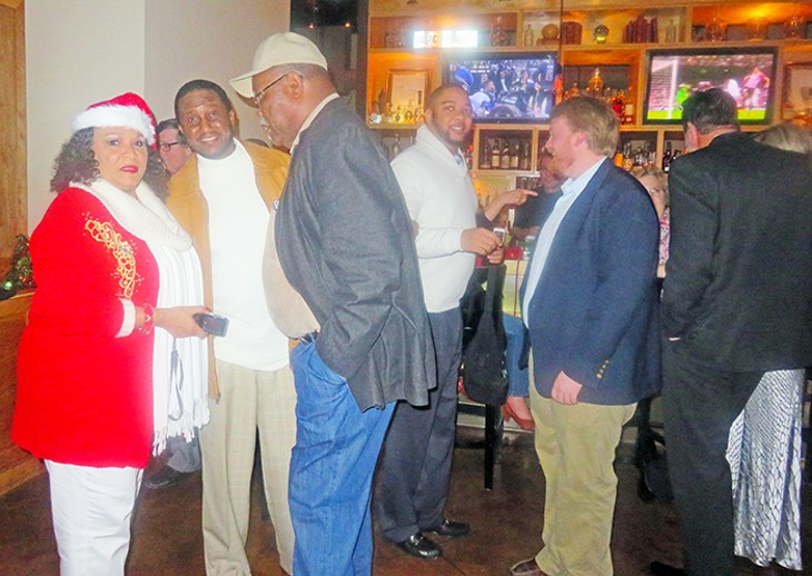 ShelbyCounty Democrats' Christmas Party 2014