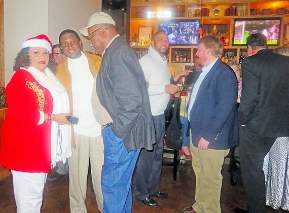 ShelbyCounty Democrats' Christmas Party 2014