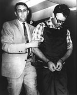 Sheriff Bill Morris with James Earl Ray