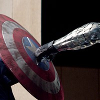 S.H.I.E.L.D. hero Captain America