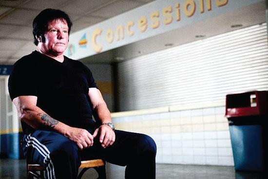 Showmen from the heyday of Memphis wrestling: Australian brawler Bill Dundee