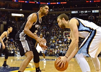 Signifying Nothing: Marc Gasol's Exit Interview
