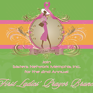 Sisters Network Memphis Hosting 3rd Annual Prayer Brunch, Features Well-Known Speaker