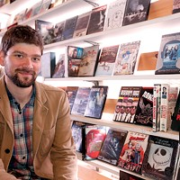 """This is What Film in Memphis Looks Like """"Some people make movies, and then get discovered, and go on to do bigger things, which creates people who make movies to be discovered. Others make movies and then continue to make them, because they are happy making their personal movies."""" — ERIK MORRISON Justin Fox Burks"""