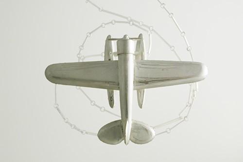 Sondra Sherman, Listen to the Wind pendant, 2010,  sterling silver, (Sienna Gallery, Lenox, MA)