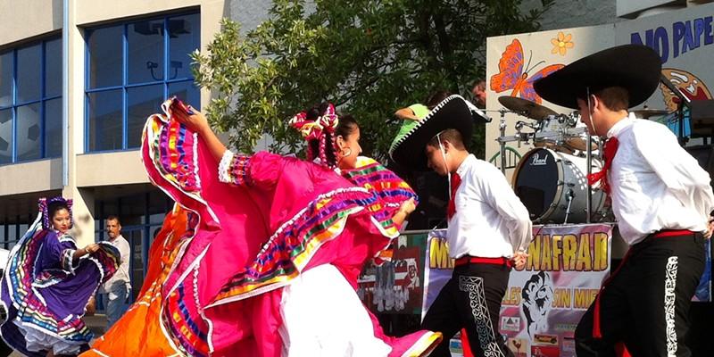 Memphis Unafraid Sones de mi Pueblo dance at Memphis Unafraid