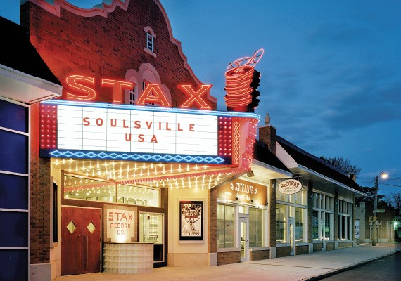 Soulsville USA and the Stax Museum of American Soul Music