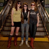 Sound Advice:  Those Darlins at the Hi-Tone Cafe