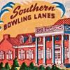 "Southern Bowling Lanes — Memphis' ""Bowling Palace"""