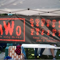 Southern Hot Wing Festival 2015