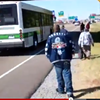 Southland Bus Riders Dumped on I-40