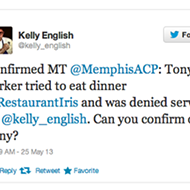 Spurs' Tony Parker Denied Service at Restaurant Iris?