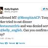 Spurs' Tony Parker Denied Service at Restaurant Iris?