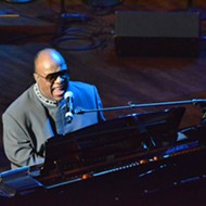Stevie Wonder Honored at Epitome of Soul Awards