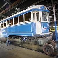Still No Timeline for Trolleys' Return