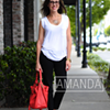 Street Style: Amanda's Superbly Simple Look