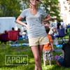 Street Style: April's Vintage Hippie Vibe