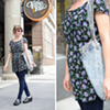 Street Style: Mae's Casually Artistic Look
